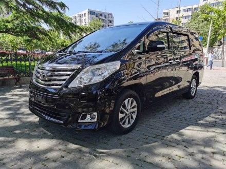 埃��法 2011款 3.5L 豪�A版