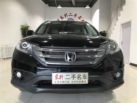 本田CR-V 2013款 2.4L 四�豪�A版