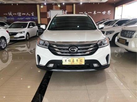 传祺GS4 2018款 235T 手动两驱豪华版