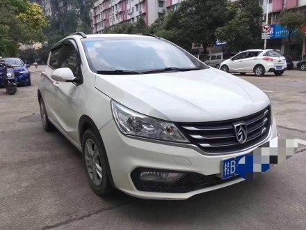 宝骏310 2016款 1.2L 手动豪华型