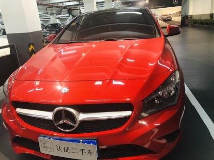 奔�YCLA� 2016款 CLA 200 �痈行�