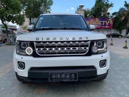 发现 2016款 3.0 SC V6 HSE Luxury