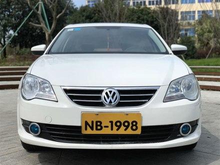 宝来 2012款 1.6L 手动舒适型