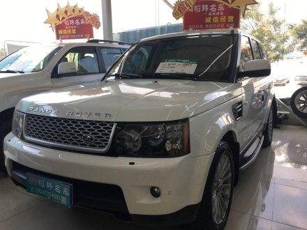 揽胜运动版 2013款 3.0 TDV6 柴油极致运动版