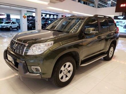 普拉多 2010款 4.0L 自动TX-L NAVI