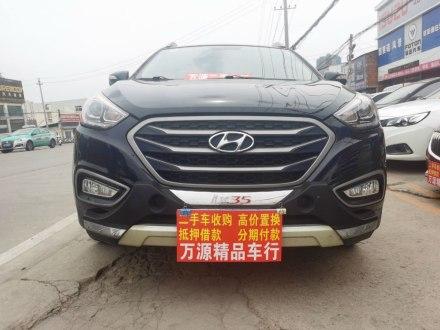 北京�F代ix35 2013款 2.0L 手��沈�舒�m型GL ��V