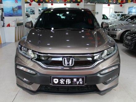 本田XR-V 2015款 1.5L LXi CVT经典版
