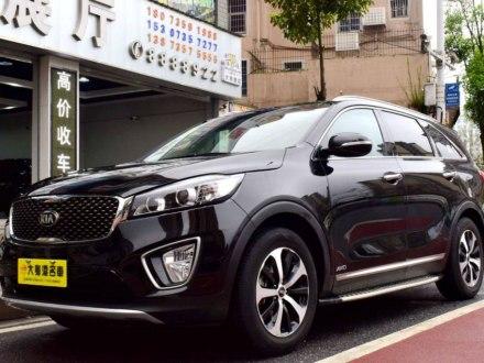 索兰托 2015款 索兰托L 2.4L 汽油4WD精英版 7座 国V