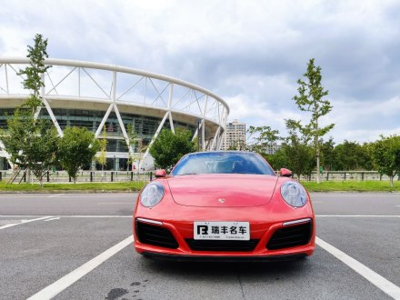 保时捷911 2016款 Carrera 3.0T
