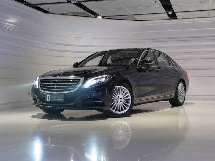 奔驰S级 2012款 S 500 L 4MATIC Grand Edition