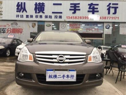轩逸 2012款 1.6XE 手动舒适版
