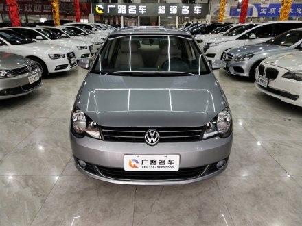 Polo 2011款 劲取 1.6L 手动实酷版
