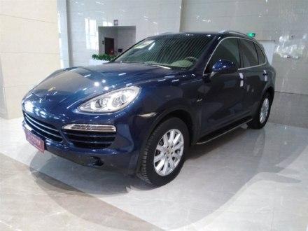 Cayenne 2014款 Cayenne Platinum Edition 3.0T