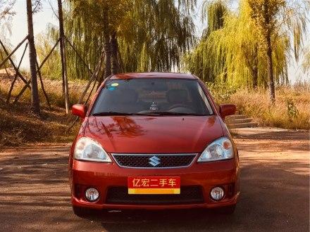 利亚纳 2011款 a+ 三厢 1.4L 手动豪华Ⅰ型