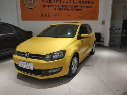 Polo 2011款 1.6L 自动致尚版