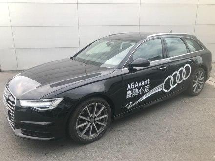 �W迪A6(�M口) 2017款 Avant 40 TFSI �\�有�