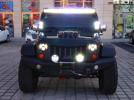 牧马人 2010款 3.8L Sahara 四门版