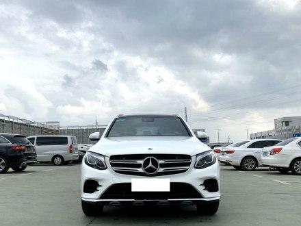 奔�YGLC 2019款 改款 GLC 260 L 4MATIC 豪�A型