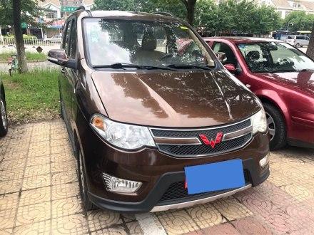 五菱宏光 2014款 1.5L S舒�m型