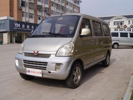 五菱�s光 2012款 1.2L加�L基本型LJY