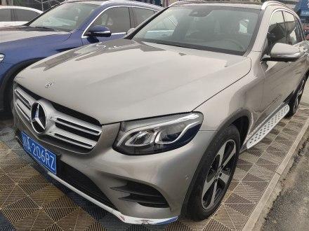 奔驰GLC 2019款 GLC 260 4MATIC 豪华型