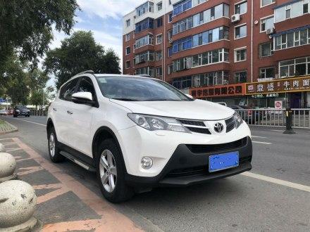 RAV4荣放 2015款 2.5L 自动四驱豪华版