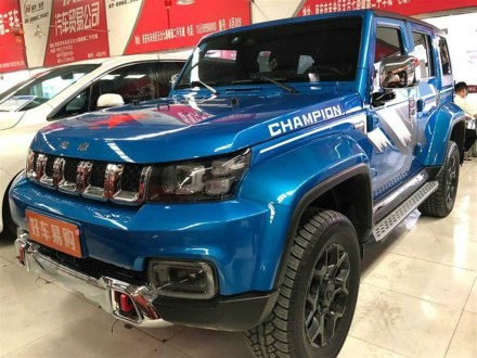 北京BJ40 2018款 2.3T 自�铀尿��h塔冠�版 ��V