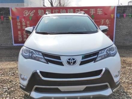 RAV4荣放 2013款 2.0L CVT四驱风尚版