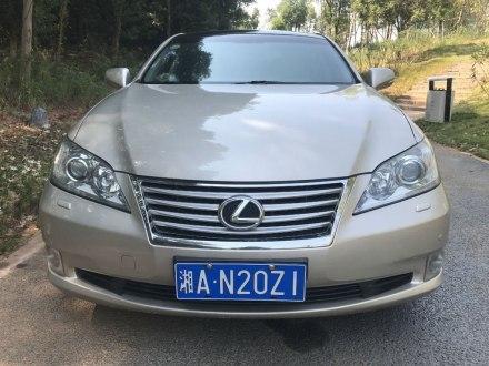 雷克萨斯ES 2012款 240 特别限量版