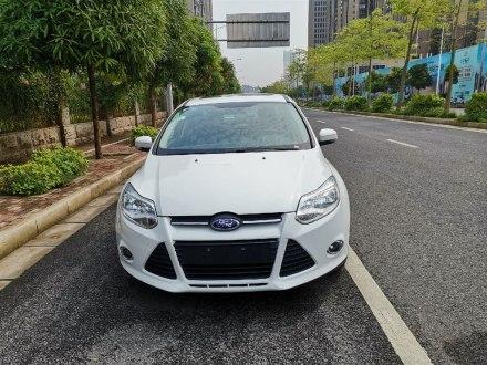 福克斯 2012款 三厢 1.6L 自动风尚型
