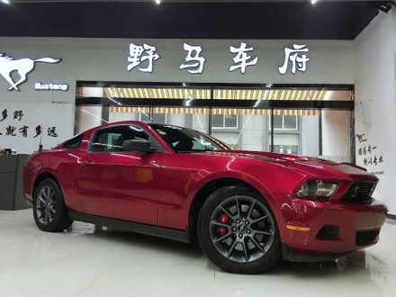 Mustang 2012款 3.7L V6自���市�
