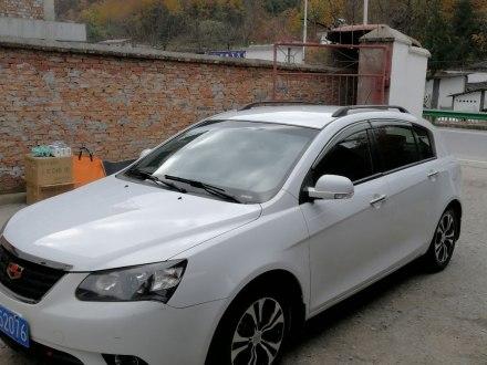 经典帝豪 2013款 两厢 1.5L 手动进取型