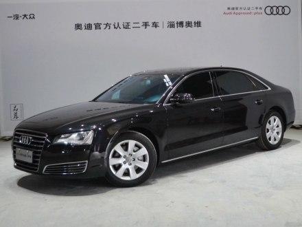 �W迪A8 2013款 A8L 45 TFSI quattro豪�A型