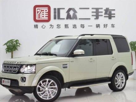 发现 2015款 3.0 V6 SC HSE Luxury