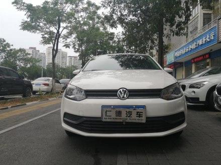 Polo 2014款 1.4L 手动舒适版