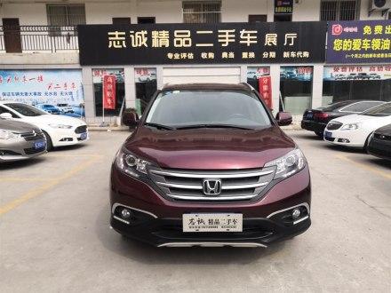 本田CR-V 2012款 2.4L 四驱豪华版