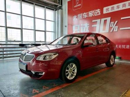 中华H330 2013款 1.5L 自动舒适型