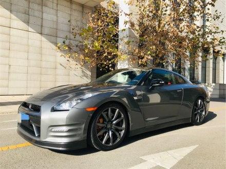 日产GT-R 2013款 3.8T Premium Edition