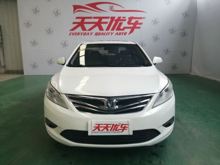 逸动 2012款 1.6L 自动豪华型 国IV