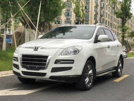 大7 SUV 2012款 锋芒限量版 2.2T 两驱智慧型