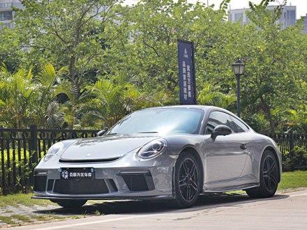保时捷911 2013款 Carrera 4 3.4L