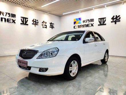 �P越 2011款 1.6LX-AT