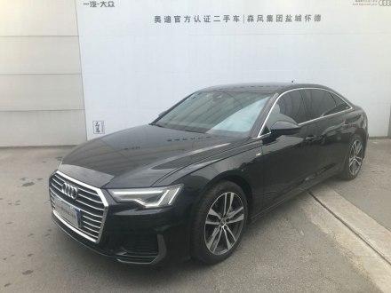 奥迪A6L 2019款 45 TFSI 臻选动感型
