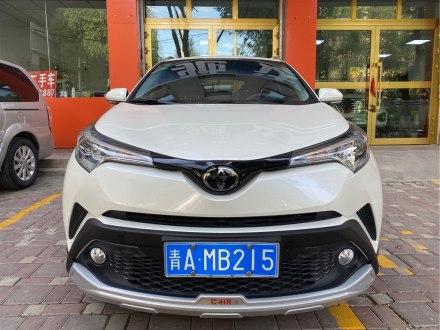 丰田C-HR 2018款 2.0L 领先天窗版 国VI
