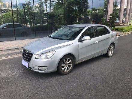 东风风神S30 2012款 1.6L 手动尊雅型
