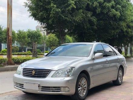 皇冠 2008款 2.5L 5周年纪念版