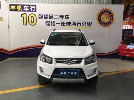 北汽幻速S3 2014款 1.5L 舒�m型 ��IV