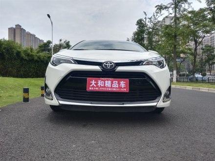 雷凌 2017款 1.2T G CVT精英版
