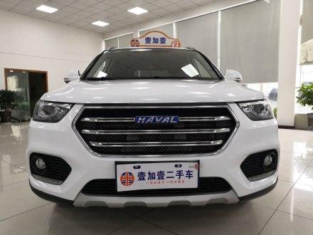 哈弗H6 2018款 蓝标 运动版 1.5T 自动两驱尊贵型