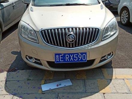 英朗 2012款 GT 1.6L ?#36828;?#33298;适版